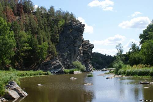 Уральские горы тема для 6 класса
